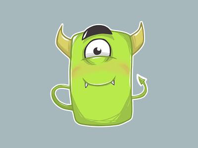 Smile devil bro smile happy stickers for messengers stickers for imessage stickers