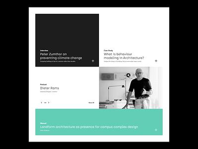 Workspace Magazine publication magazine landing page website vector product interaction colour black clean typography web minimalistic branding site design interface ux ui