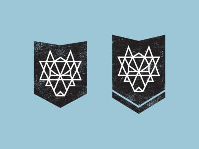 Wolf Logomark III