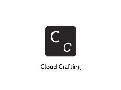 Cloud Crafting cloud crafting it logo button keyboard cyrillic