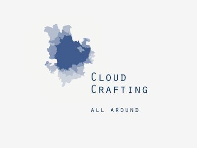 CloudCrafting sky logo cloud web internet app dynamics