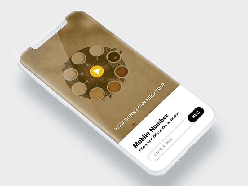 LOGIN UI signup login ux ui mobile app design uiux