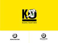 Konstantin funny logo