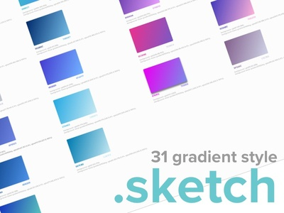 Web gradients with css codes