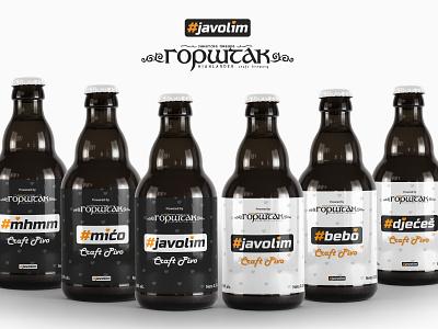 Beer Packaging * Suggestion For Client beer label gorstak javolim packaging beer