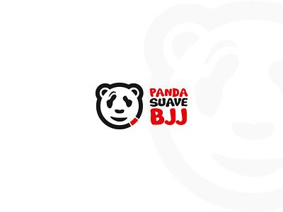 Logo Design * Panda Suave BJJ design logo