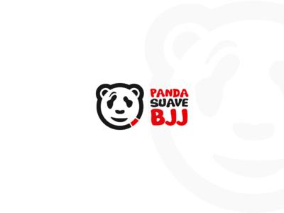 Logo Design * Panda Suave BJJ