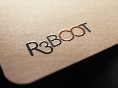 R3BOOT * Logo design