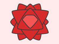 Rose City Ruby Logo