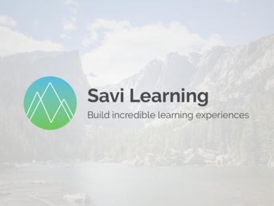 Savi Brandmark branding logo