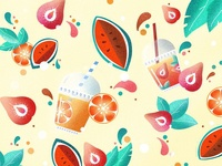 (24/100) Fruity summer time