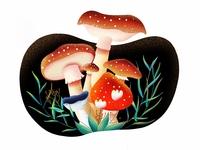 (63/100) Mushroom