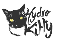 HydroKitty Logo Design