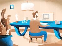 A Designer's Desk ✏️