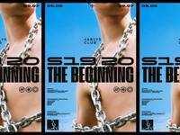 The beginning 19 poster