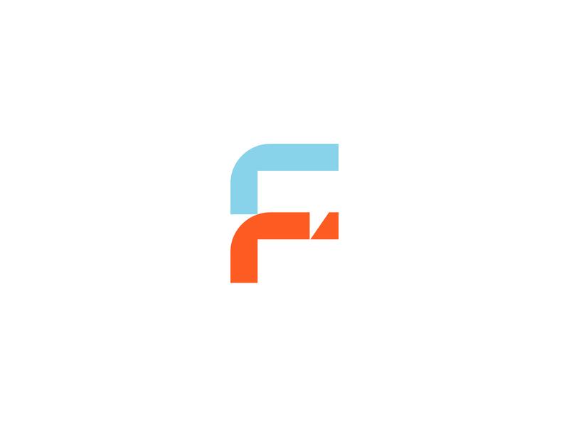 Fendr mark speech bubble modules module modern logos modern logo modern letter logos letter logo letter f logo design logodesign vector clean brandmark mark identity branding minimal design logo