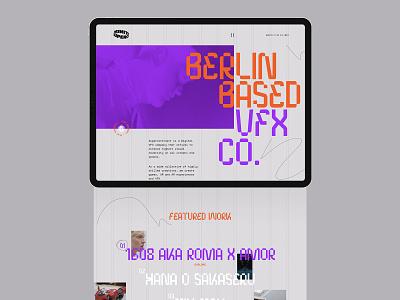Supercontinent web design direction 1 modernism web design website layout web ux ui design