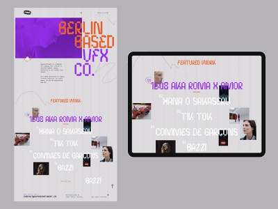 Supercontinent web design direction 1 website web design web ux ui modernism layout design