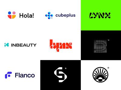 Top9 of 2020 identity branding identity design symbol letter negative space logotype designer best nine best 2020 typography type clean vector brandmark mark identity branding minimal design logo