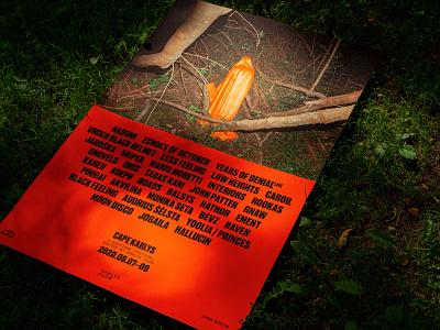 Cape Kablys 2020 visual identity typography poster design graphic design visual identity poster agency studio identity branding design