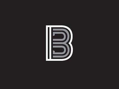 B3 logo type b3