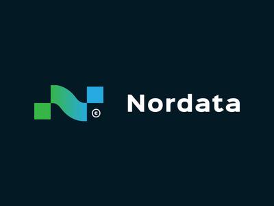 Nordata logo