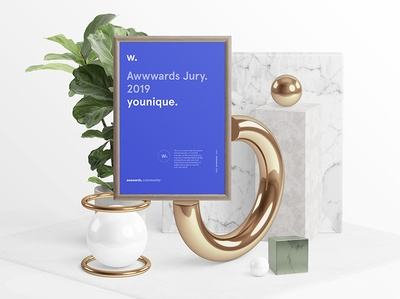 Awwwards Jury 2019