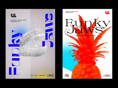 Funkyjaws posters