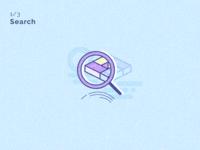 Search icon 1/3