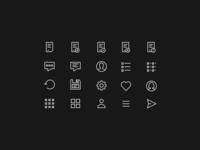 24x24 icons