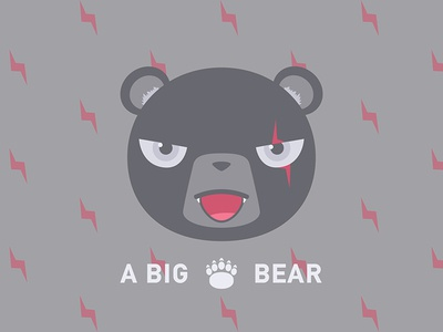 A BIG BEAR