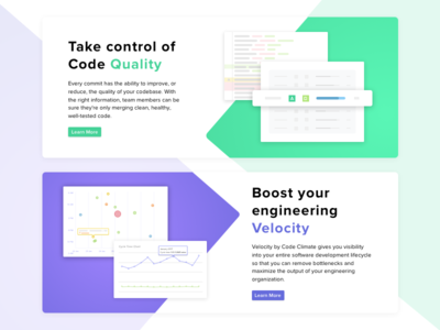 Code Climate Homepage