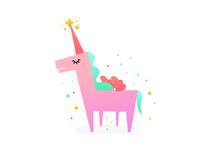 🦄 Unicorn Illustration