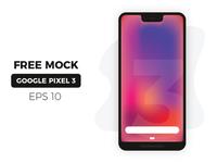 Pixel 3 Mock
