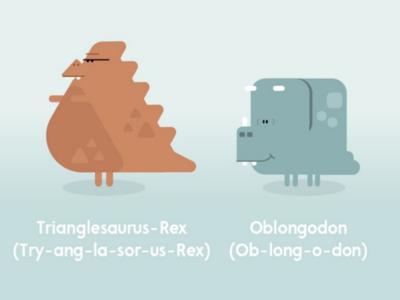 Primal Shapeasaurs