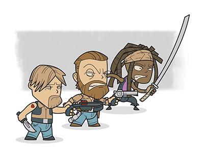 Walking Dead Survivors