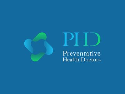 Preventative Health Doctors Logo symbol logo mark health medical branding logo design