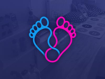Next Steps Day Care logomark