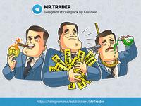 Stickers : Mr.Trader