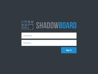 ShadowBoard Login