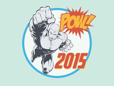 Team 2015 t-shirt