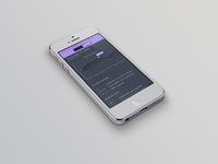Mobile rendering
