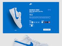 Nike Product Card