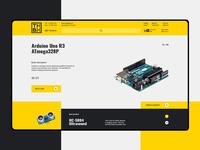 Tekbox e-commerce website front