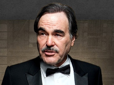 Official Site of Oliver Stone creative direction web design brass