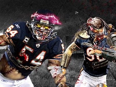 Chicago Bears - Monsters of the Midway
