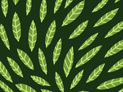 Leaf Pattern Design design vector adobe draw adobe illustrator pattern design pattern desing pattern illustration