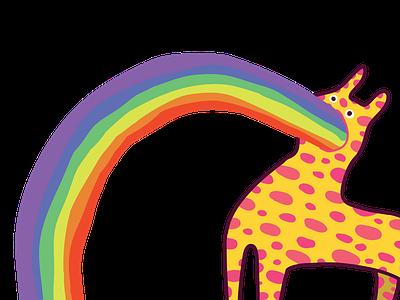 Rainbow adobe illustrator drawing vector illustration illustrator illustration