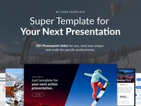 ACTION Powerpoint Template