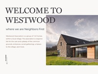 Homepage for Westwood Neighbours Assocciation
